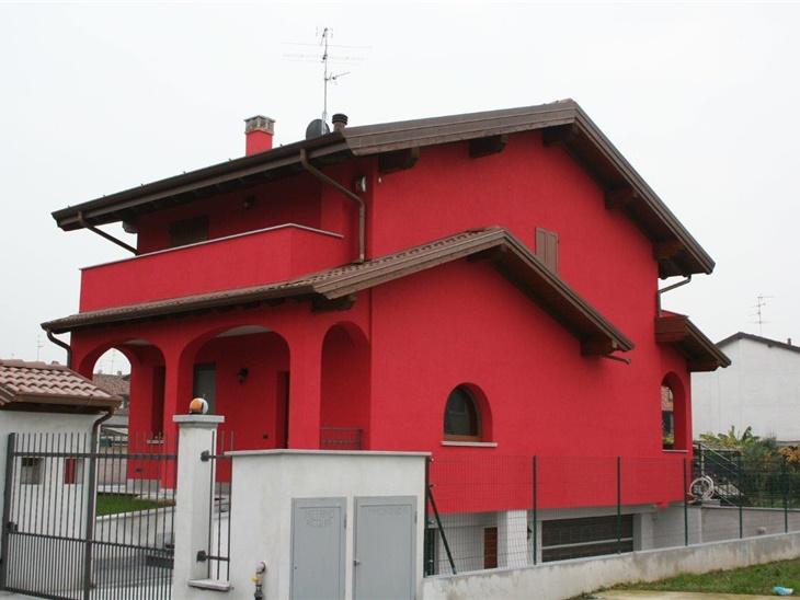 Realizzazione villa Unifamiliare in Caravaggio