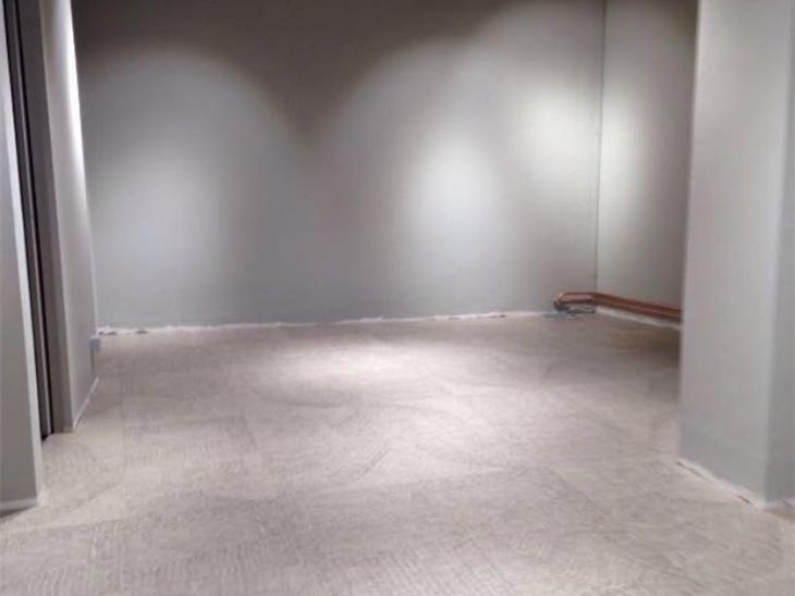 Ristrutturazione completa negozio abbigliamento in Clusone