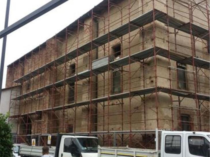 Rifacimento tetto chiesa Cappuccini